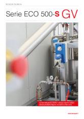 Scheda Tecnica GV GAS - ELETTRICO 500-S 2018